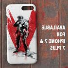 Metal Gear Solid 5 for iPhone 7 8 Plus Case Cover