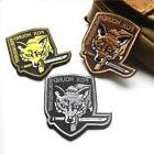 Metal Gear Solid Fox Hound Embroidered Tactical Morale Hook
