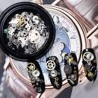 Metal Nail Art Decoration Gear Slice Beauty Gearwheel Foil D