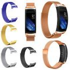 Milanese Stainless Steel Band Strap For Samsung Gear Fit 2 S