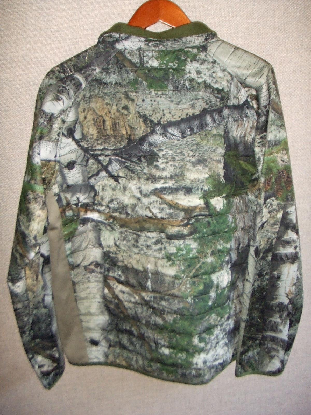 Mossy Yukon L sz Body Heat Jacket