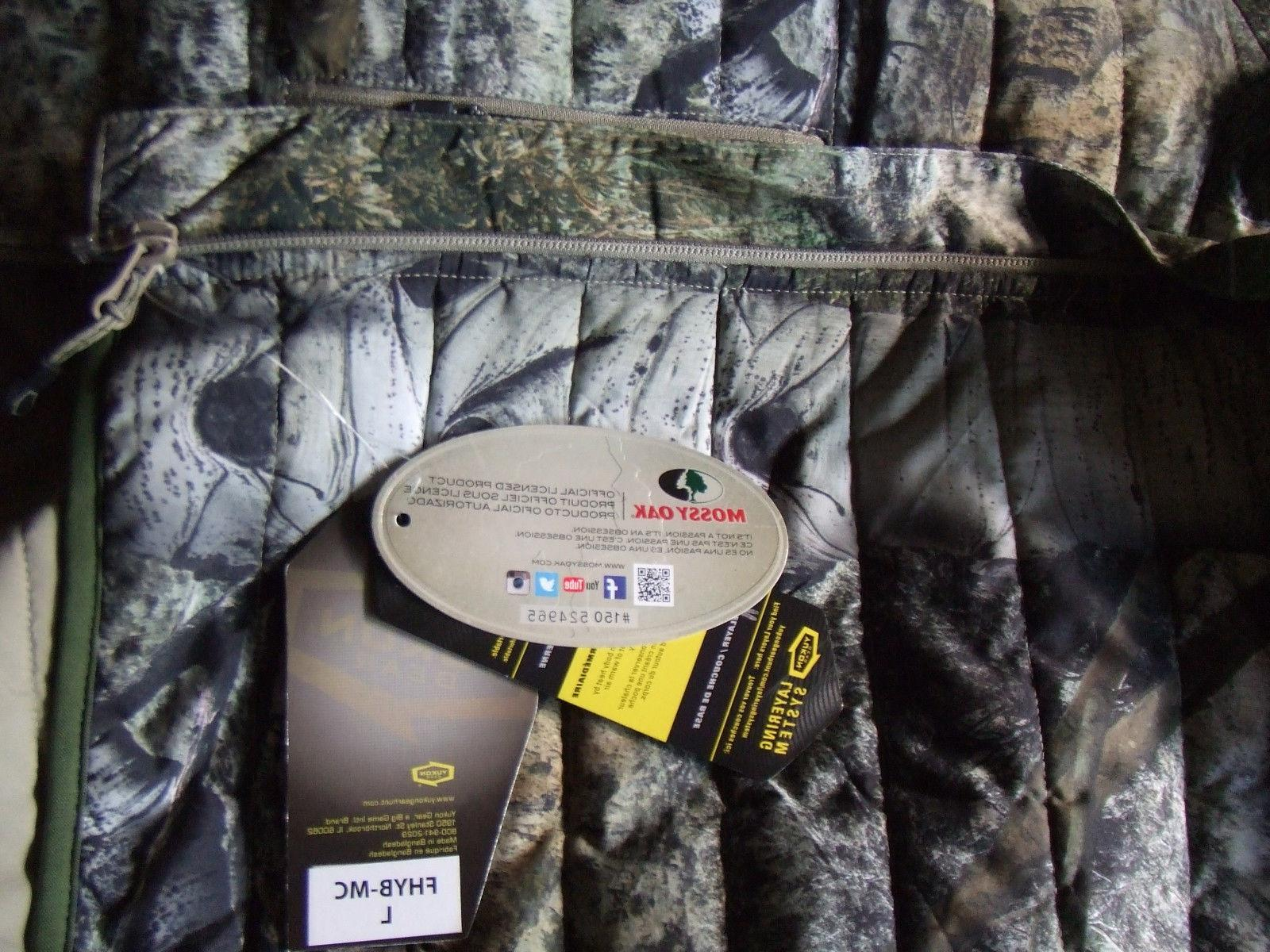 Mossy Oak L Layering Jacket