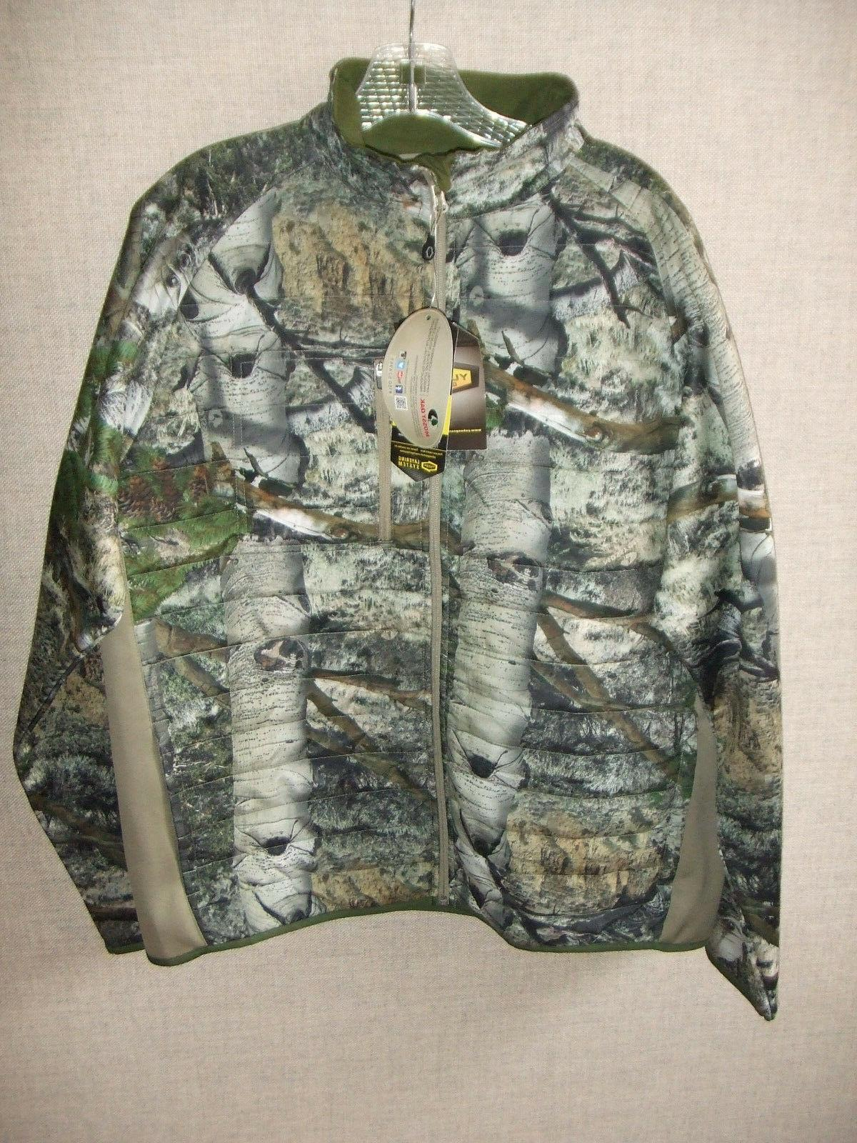 Mossy Oak Yukon Gear L sz Layering System Body Heat Design H