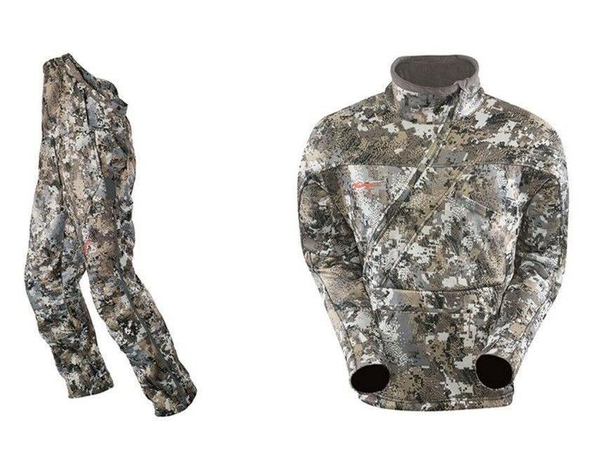 new fanatic lite jacket and bibs optifade