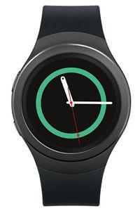 New  SAMSUNG Galaxy Gear S2 SM-R730a Dark Gray Smartwatch