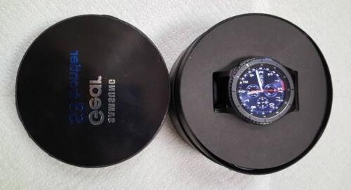 new galaxy gear s3 frontier 46mm watch