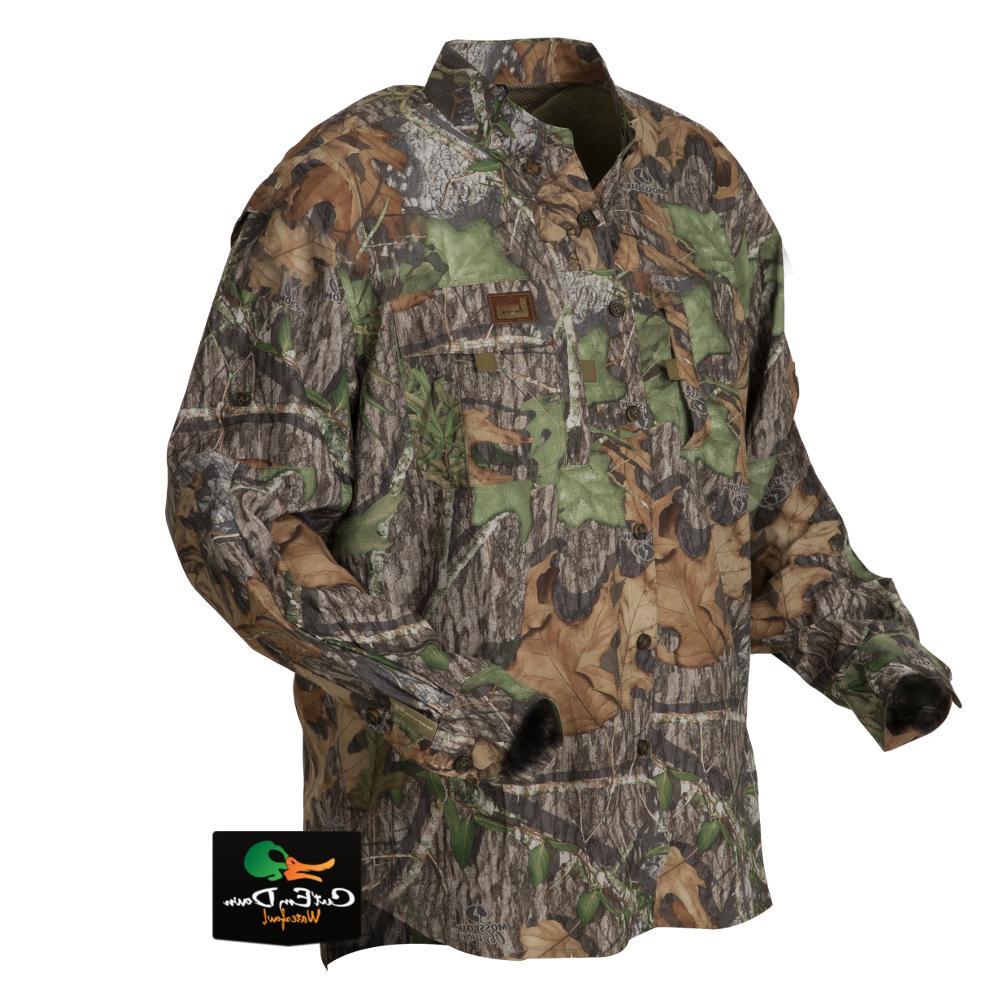 new gear mid weight turkey hunting shirt