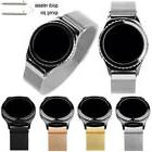 New Samsung Gear S3S2 Mens Stainless Steel Watch Strap Lock