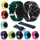 New Silicone Bracelet Strap Watch Band For Samsung Gear S3 F