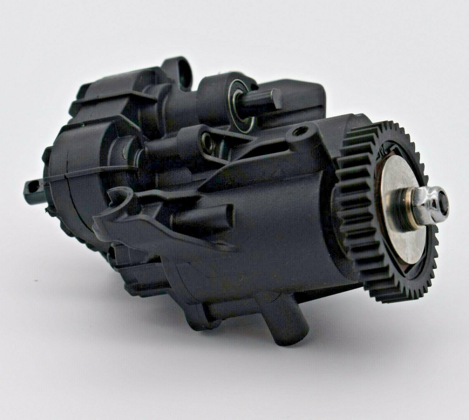 new trx 4 sport transmission with spur