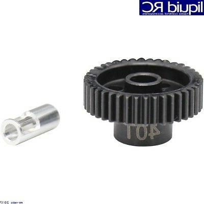 nsg840 40t steel 48p pinion gear 5mm