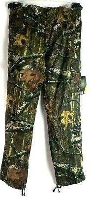 Yukon Gear Camou Hunting Cargo Pants Sz M Unisex Official Li