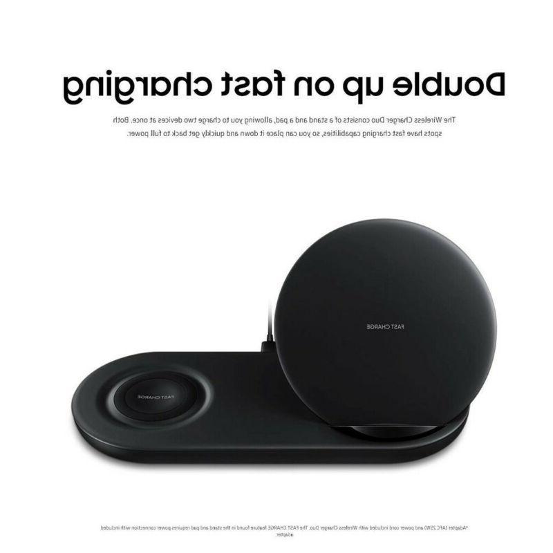 Wireless Pad Galaxy S10 &Gear S2 S3