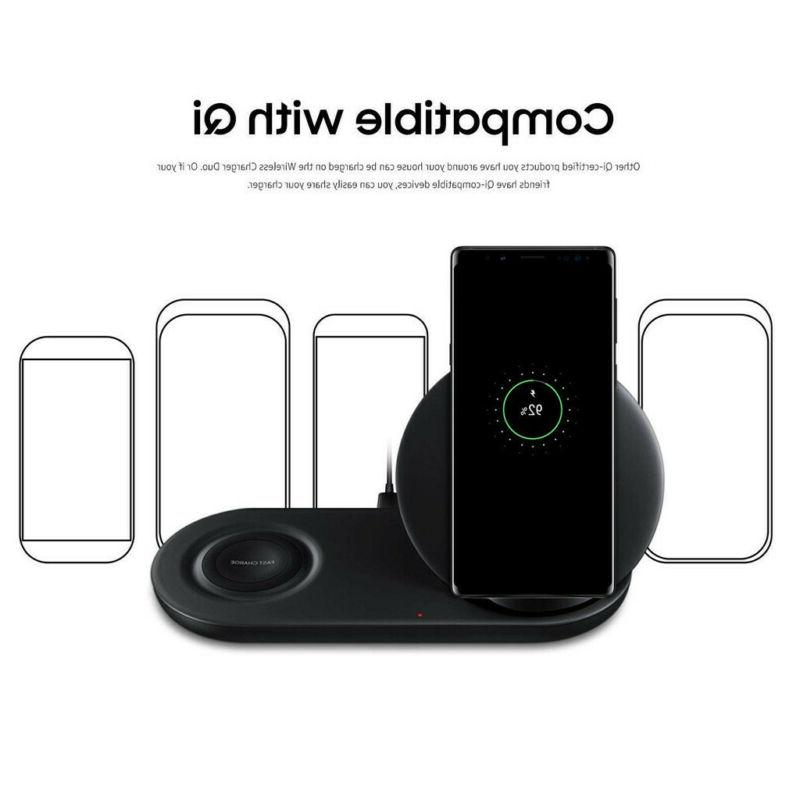 Wireless Charger Pad Galaxy S10 S2 Watch