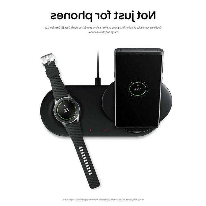 ORI. Fast Wireless Charger Galaxy S2 S3