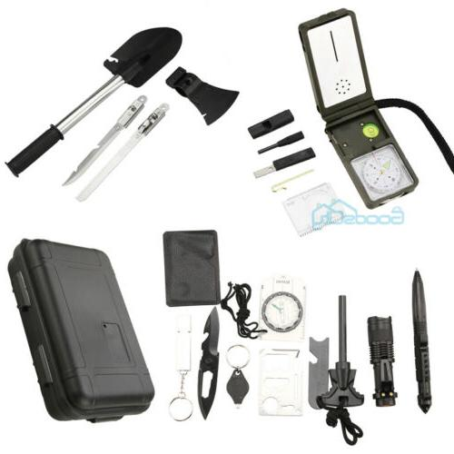 Outdoor Kit Tools 10 in 1 EDC