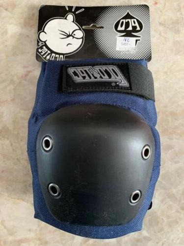 pro tec street gear knee pads navy