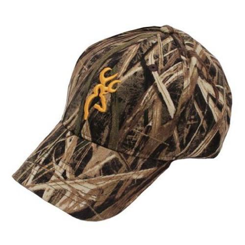 rimfire camo 3d buckmark cap