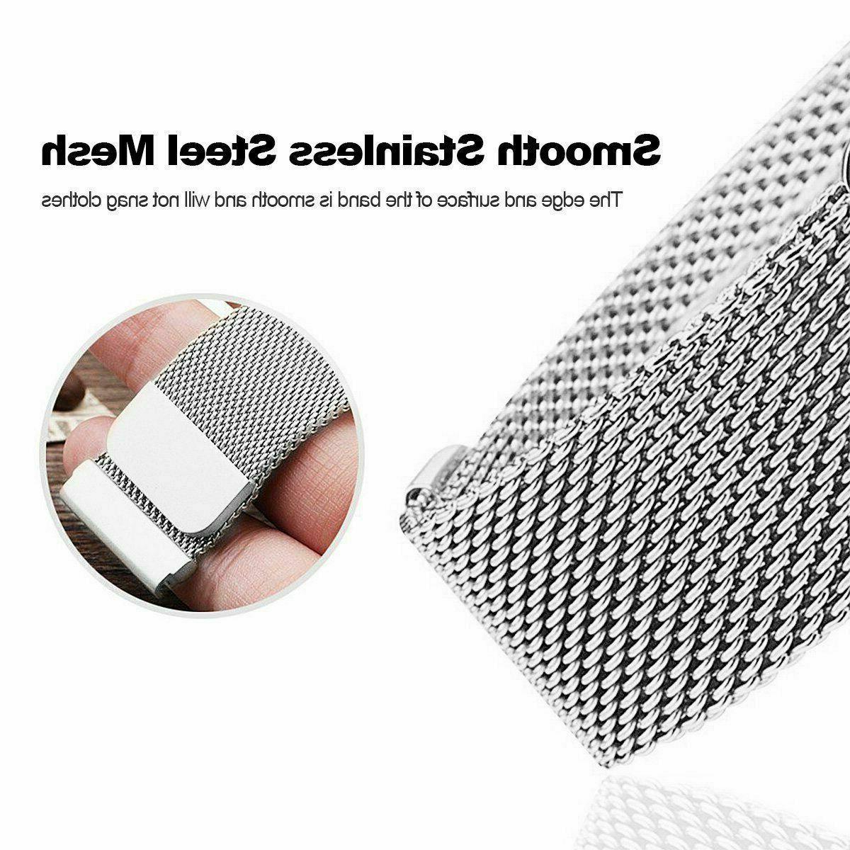 SM-R720 WristWatch Bands Stainless Steel Bracelet