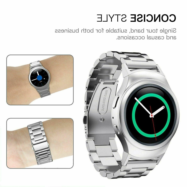 For Gear SM-R720 & Bands Steel Bracelet
