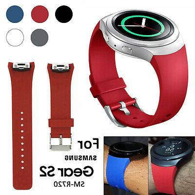 EEEKit for Samsung Gear S2 SM-R720 Replacement Silicone Watc