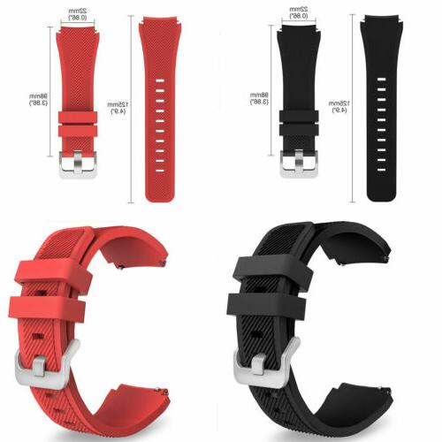 For Classic Watch Band Wrist Strap Silicone