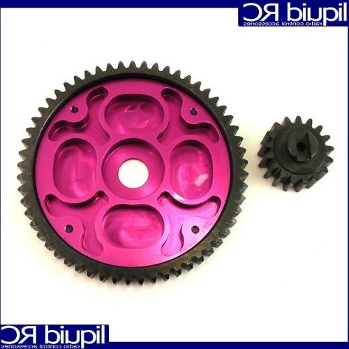 Hot Racing SBJA45717 Hub 17t Gear Set