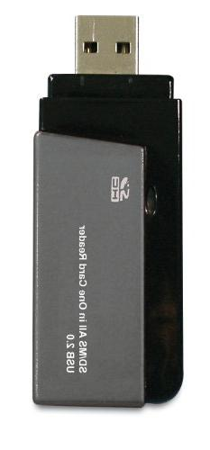 Gear Head SD/MS All-In-One Card Reader CR6900