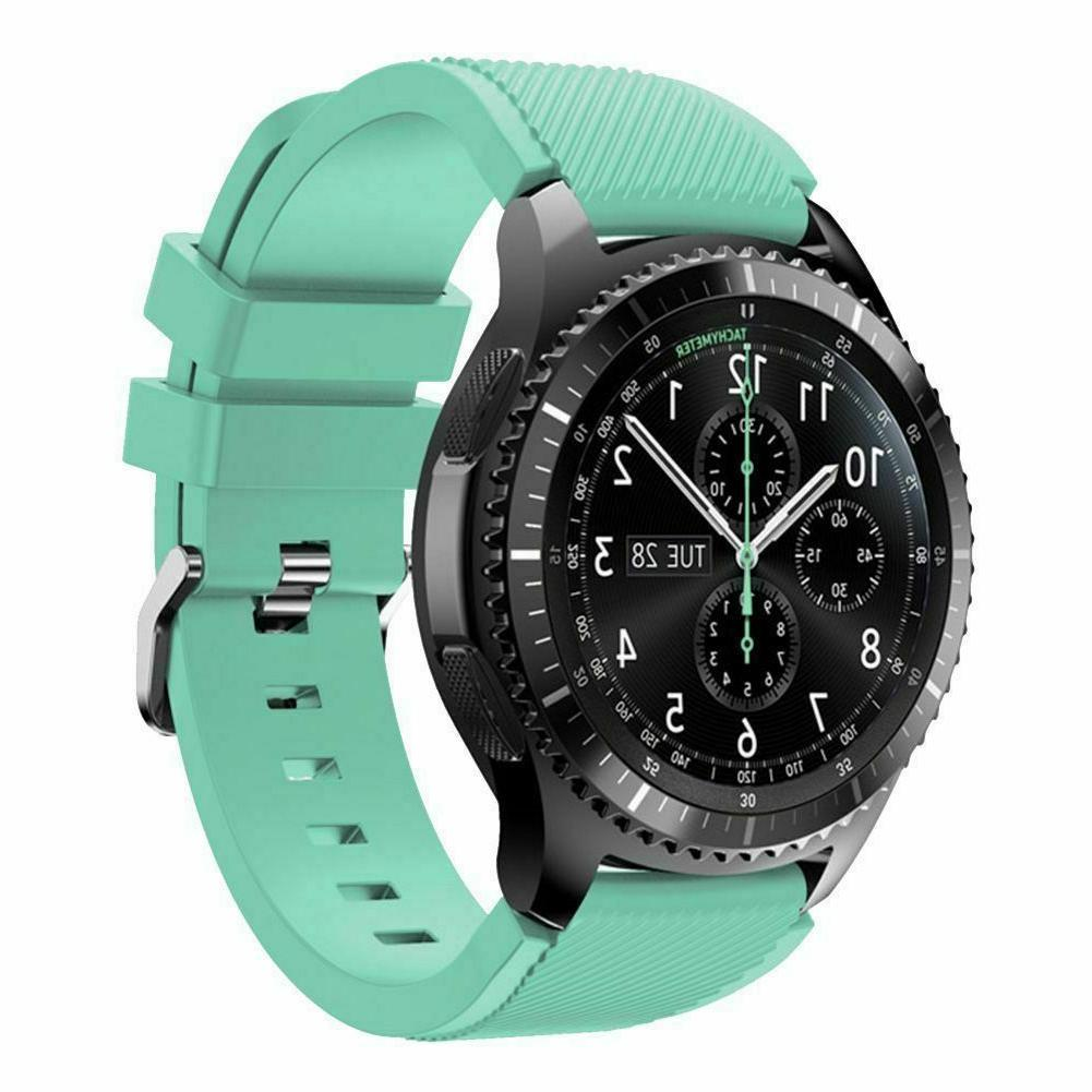 Silicone Bracelet Watch Replacement For Gear Frontier Band