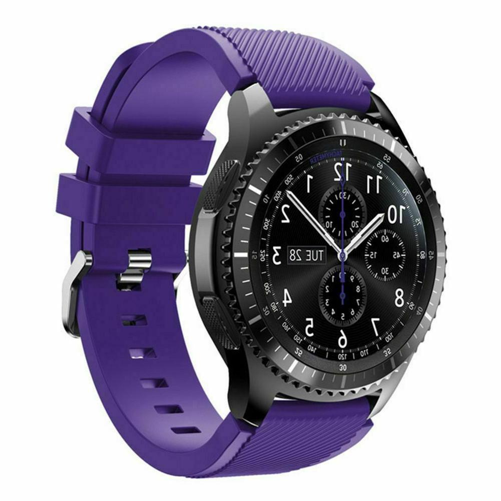 Silicone Bracelet For Samsung Gear Frontier