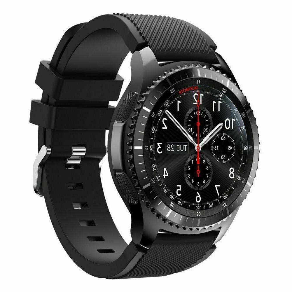 Silicone Watch For Gear Frontier