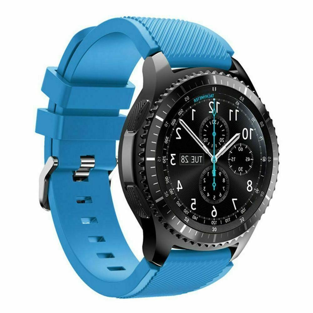 Silicone Watch For Frontier Classic