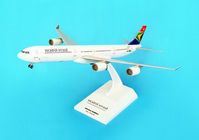 Skymarks South African Airbus A340-600 1/200 W/Gear SKR180