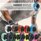 Sport Rubber Silicone Wrist Watch Band For Samsung Gear S3 F