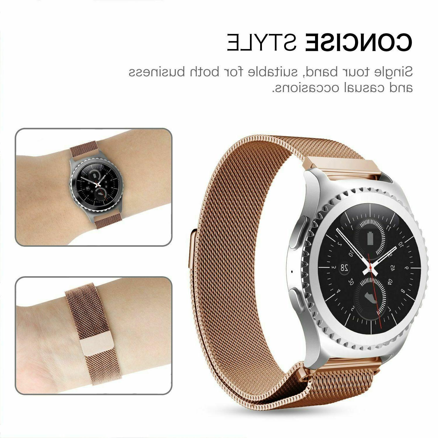 Stainless Band Samsung Active Sport Strap