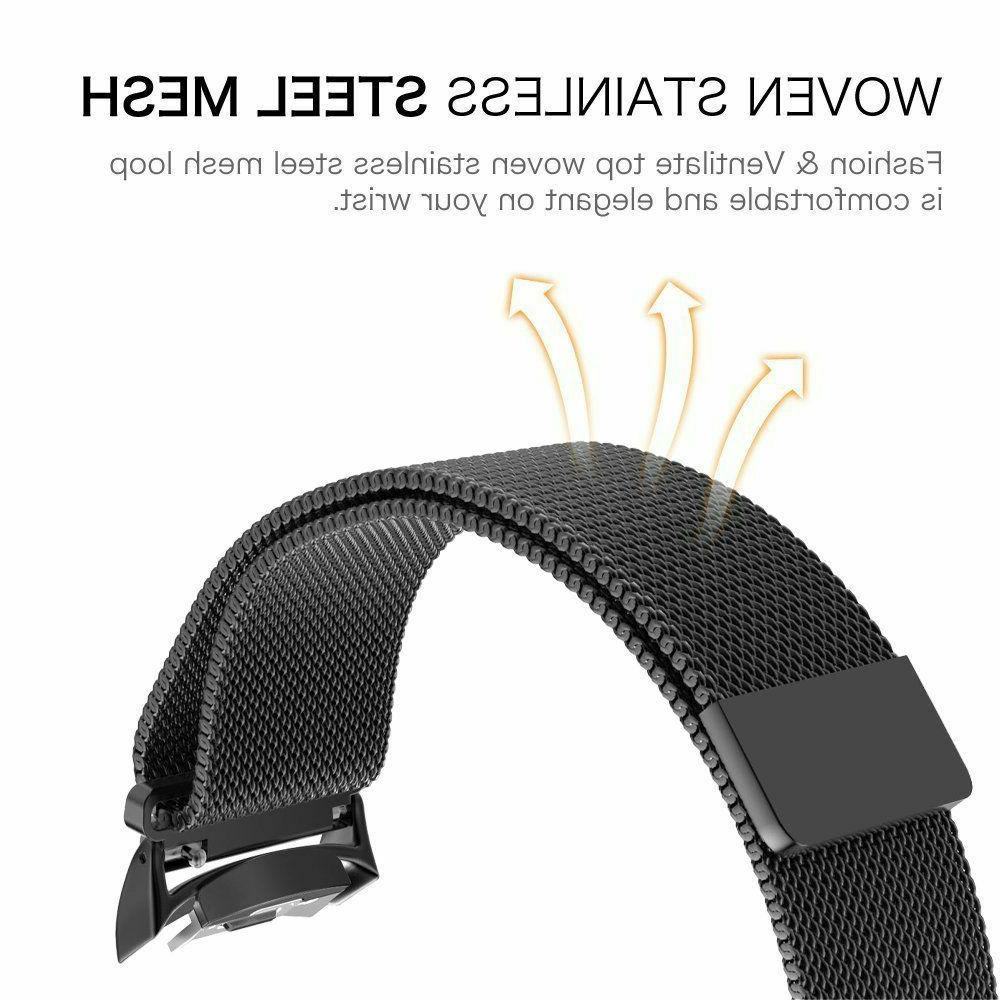 Stainless Steel Samsung Galaxy Watch Active Strap