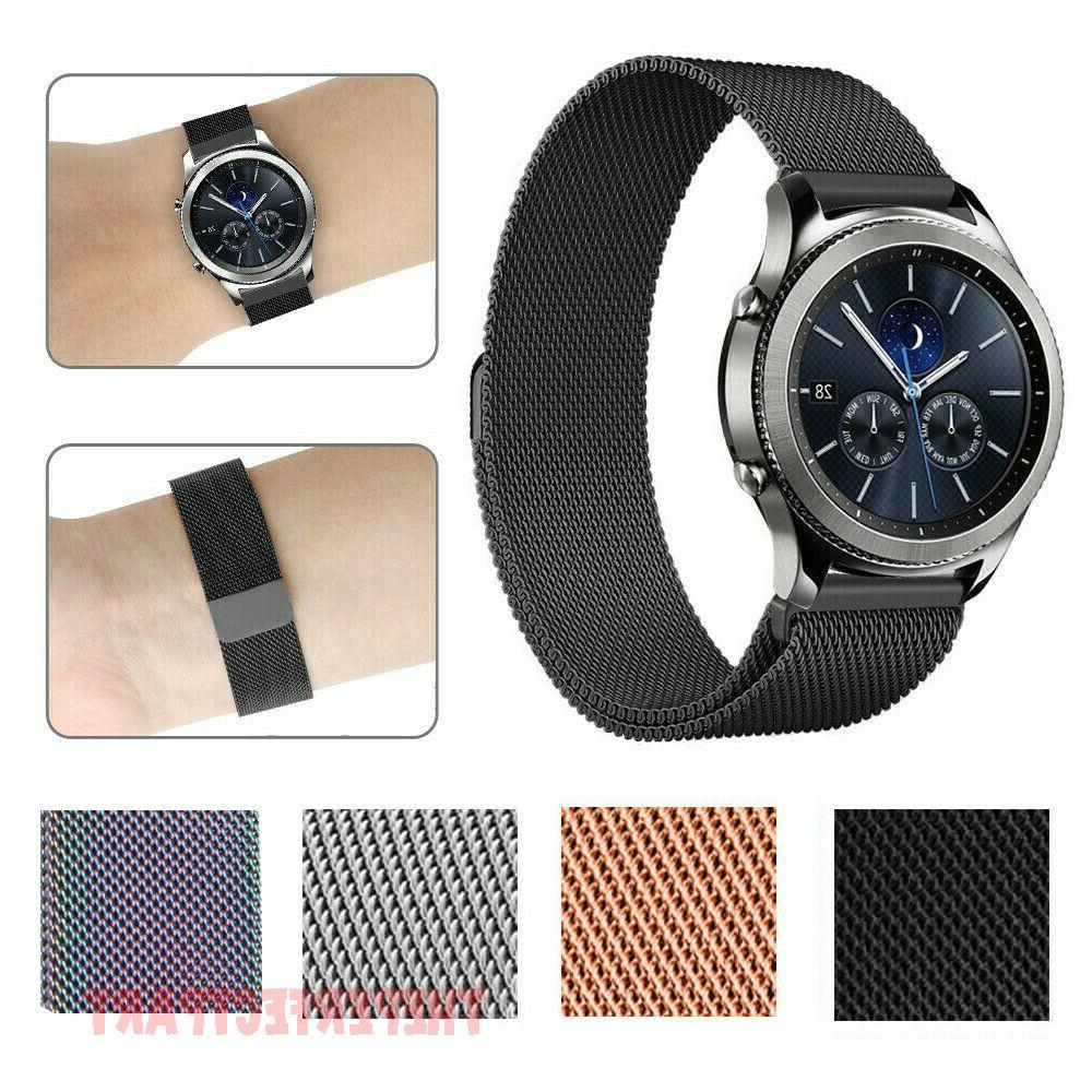 stainless steel band for samsung galaxy watch