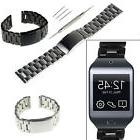 Stainless Steel Metal Watch Band for Samsung Galaxy Gear 2 R