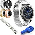 Stainless Steel Metal Watch Band Strap For Samsung Gear S3 F