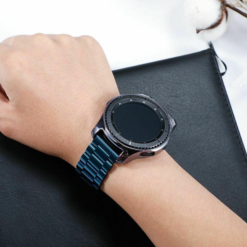 Strap+Case 20/22mm Samsung S3 Frontier Galaxy Watch