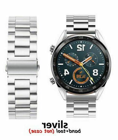 Strap+Case 20/22mm Watch Samsung Gear S3 Frontier Galaxy TPU