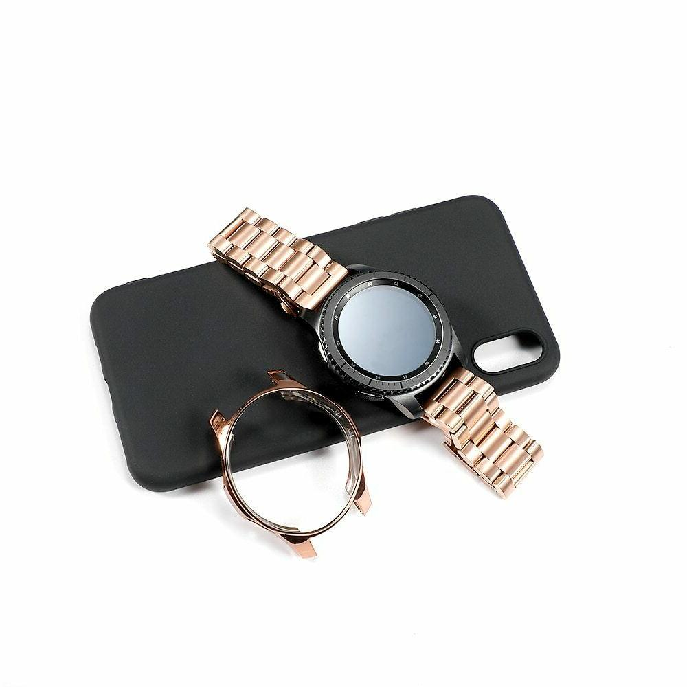 Strap+case 20/22mm watch For Frontier Galaxy