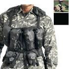 Tactical Assault Gear Vest  Multi Pocket Military SWAT Polic