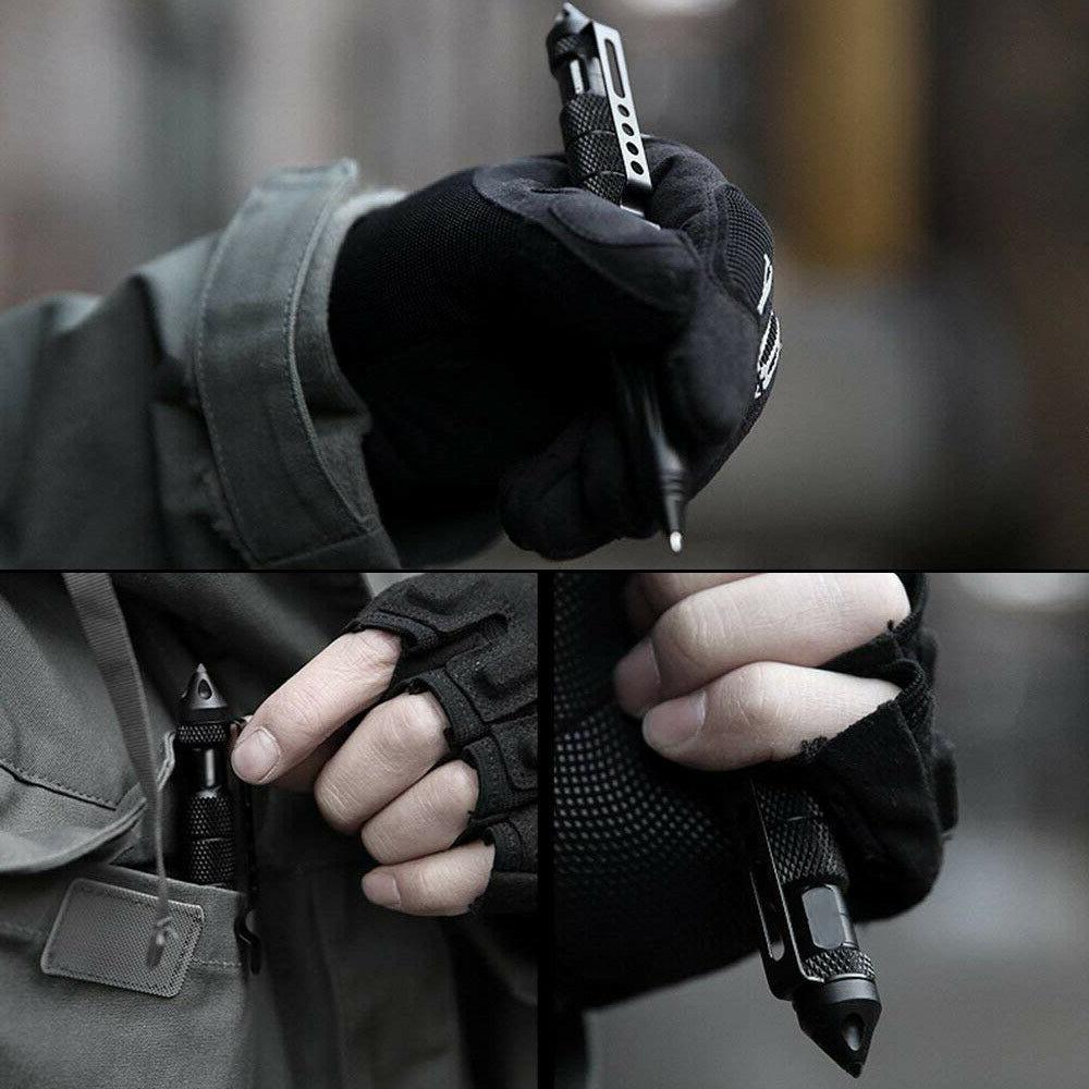 Tactical Pen Self Camping Gear Multi Tool
