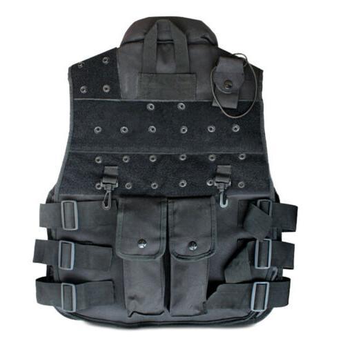 Tactical Vest Combat Assault