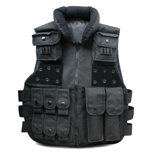 Tactical Carrier Molle Airsoft Combat