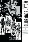 The Art of Metal Gear Solid I-IV by Konami.