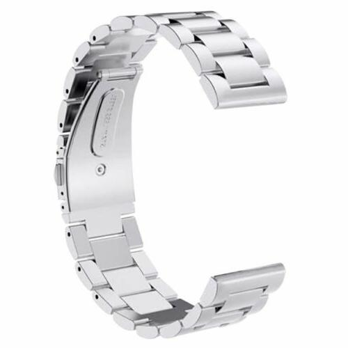 US Stainless Steel Strap Watch Band For