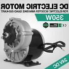 Watt Motor Gear Reduction Razor 24 Volt 350 Dirt Quad Scoote