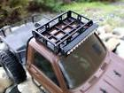 Gear Head RC White Trail Torch plus Short Roof Rack Combo GE